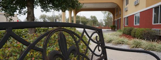 Belle Chasse, LA: Riverside Hotel