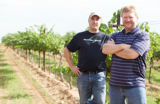 Flying Leap Vineyards: Mark Beres & Marc Moeller, Co-Founders of FLV