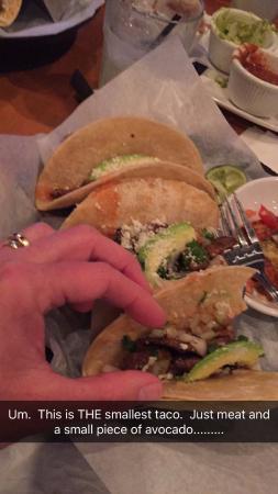 Lago Tacos: Tiny Tacos