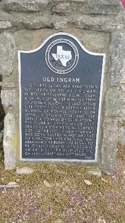 Historic Old Ingram Loop