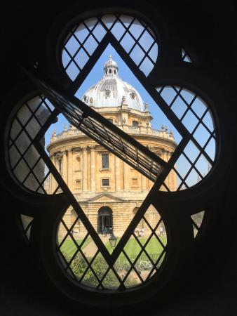 Wander Oxford Walking Tours
