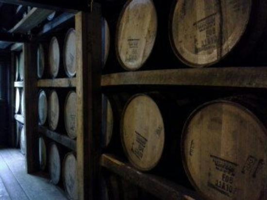 Loretto, KY: Resting Bourbon :)