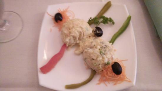 มอร์ริสทาวน์, นิวเจอร์ซีย์: Salad Ohlivieh