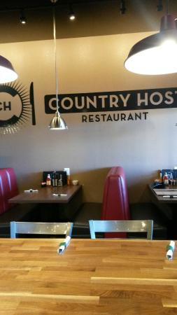 Country Host Restaurant West