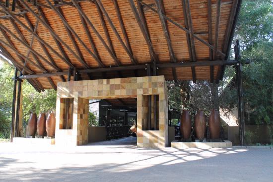 Skukuza, Sudáfrica: Entrance