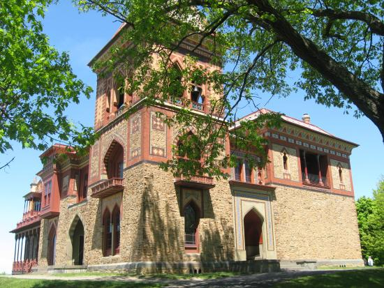 Mount Merino Manor: The Olana Historic Site is located minutes away from the Manor.
