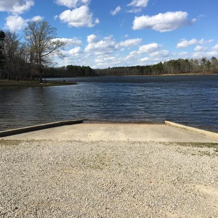 Van Buren, MO: boat launch ramp