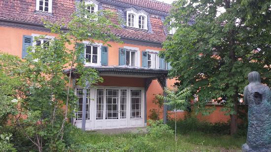 Waghausel, ألمانيا: Eremitage und Silos der alten Zuckerfabrik
