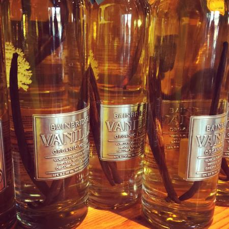 Bremerton, واشنطن: Flavored vodka