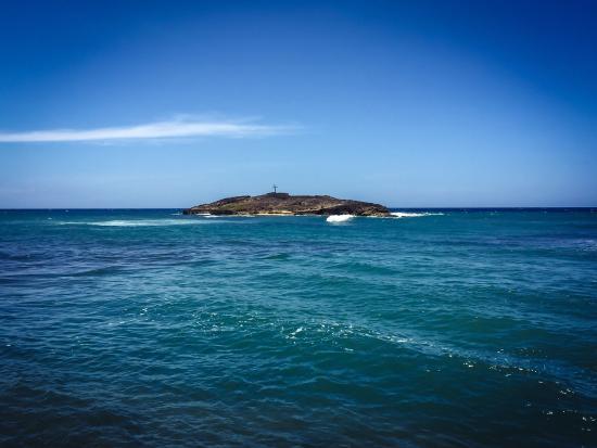 Penon Amador Beach