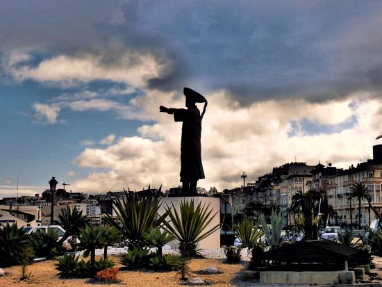 Escultura de Enrique el Navegante