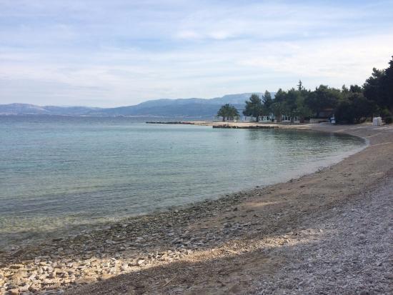 Velaris Tourist Resort : On the beach in front of the resort