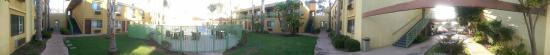 Comfort Inn & Suites near Long Beach Convention Center: Panoramic Shot