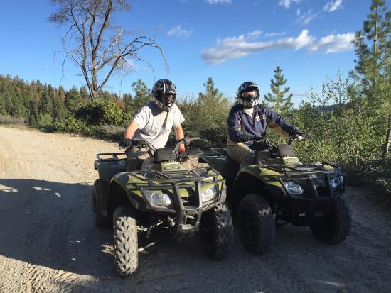 Fish Camp, CA: ATV Tours