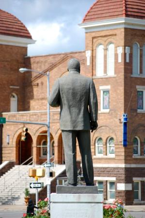 16th Street Baptist Church: MLK