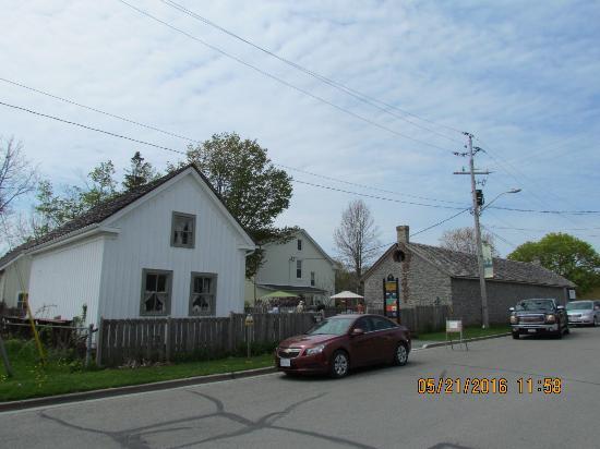 Cobourg, Kanada: Entrance from Orr Street