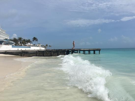 Beach - Hotel Riu Cancun Photo