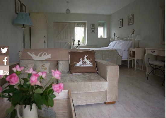 Hawkswick, UK: Garden Suite