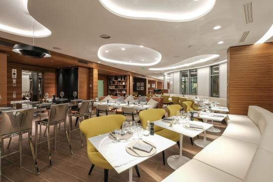 ORIGIN Restaurant by Renaissance Paris Republique Hotel
