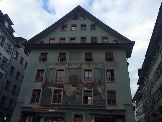 Old Town Lucerne: Luzern #4