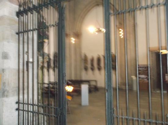 Der Stahl Zaun In Der Basilika Picture Of Basilika St Aposteln