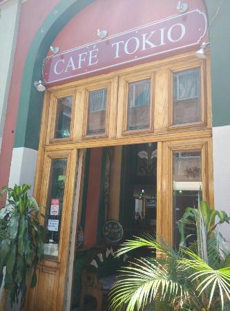 Cafe Tokio