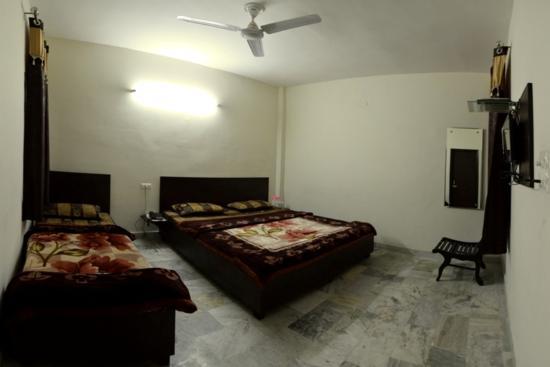 HOTEL AKAAL RESIDENCY: Standard Triple