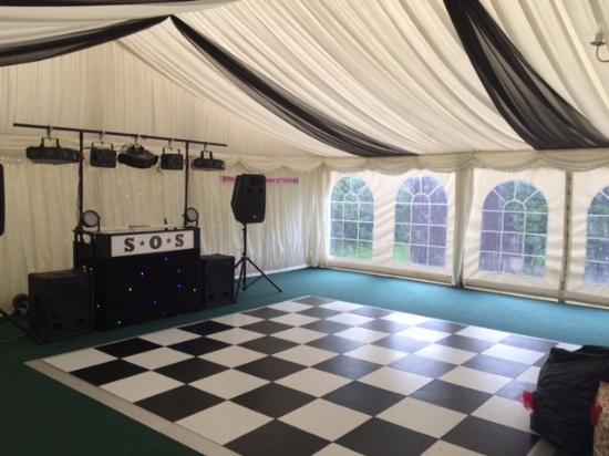 Marston Hall Room Reservation