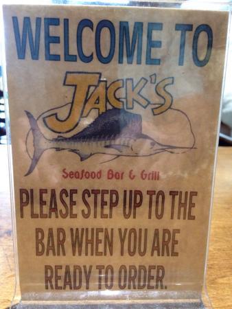 Jack's Bait Shack