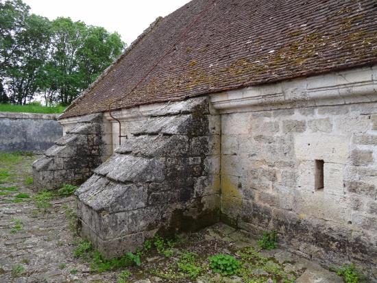 Aquitaine, ฝรั่งเศส: Fort Medoc, kruithuis