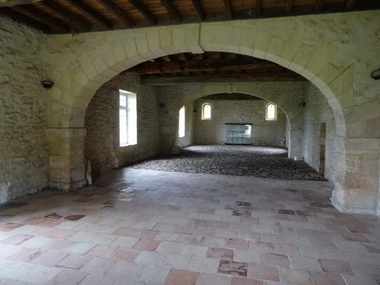 Aquitaine, ฝรั่งเศส: Fort Medoc, kapel