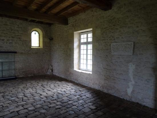 Nouvelle-Aquitaine, France: Fort Medoc, kapel