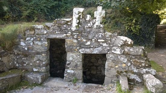 Ardmore, Ιρλανδία: cliff walk