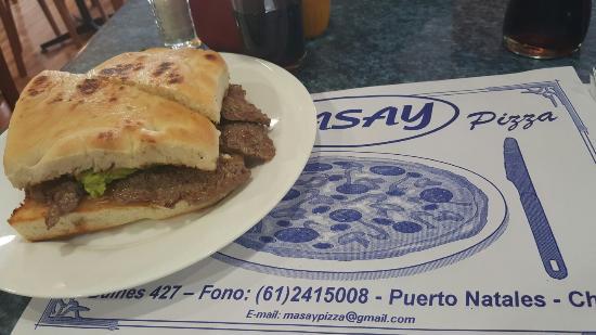 Masay Pizza: 20160520_133605_large.jpg