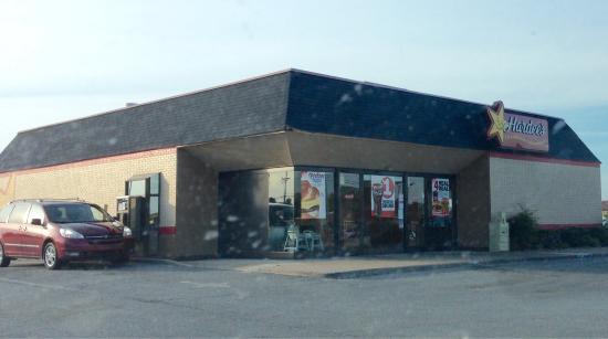 Campbellsville, KY: Hardee's