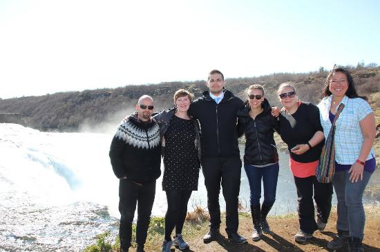 Selfoss, Islandia: A 'hidden' gems (not crowded) with Arni and our travel companions