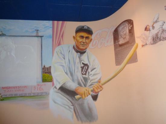 Royston, GA: Ty Cobb Museum