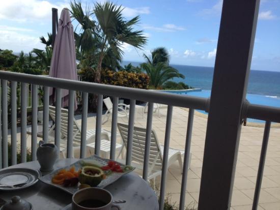 Hotel Amaudo: Breakfast