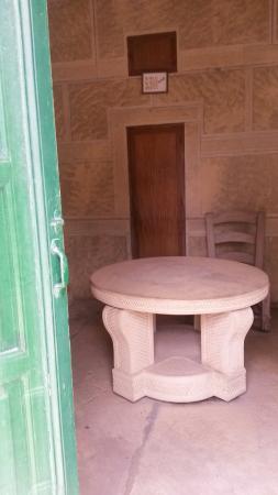 Dining room picture of la casa de piedra porcuna - Lucia la piedra piscina ...