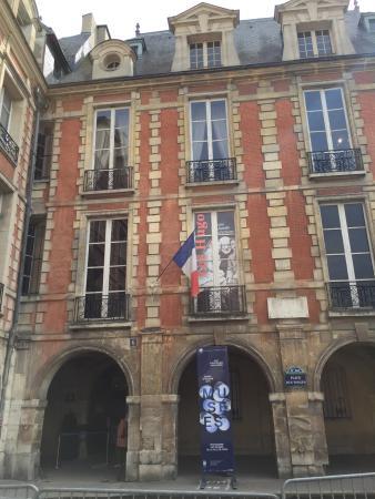 باريس, فرنسا: Place des Vosges