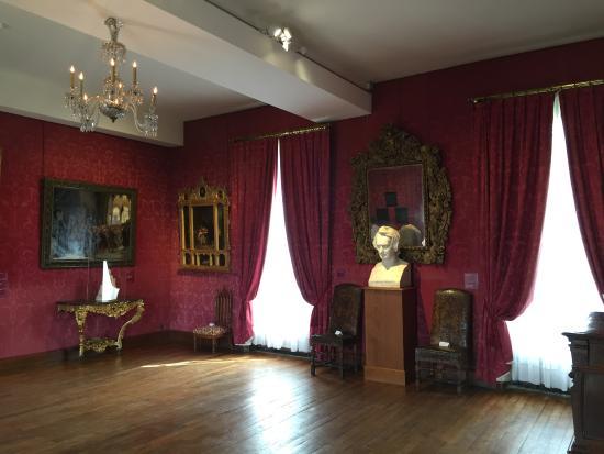 باريس, فرنسا: Le grand salon de réception