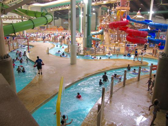 Great Wolf Lodge Southern California / Garden Grove: Lazy River