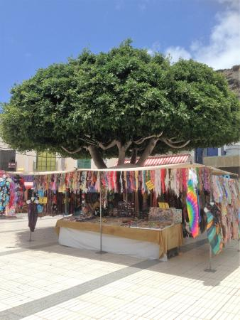 Puerto de Mogan, Spain: Puerto do Mogan market May 2016