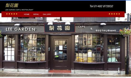 The Lee Garden Chinese Restaurant