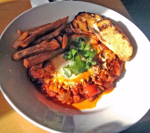 Jellyfish Restaurant & Bar: Spainish Eggs