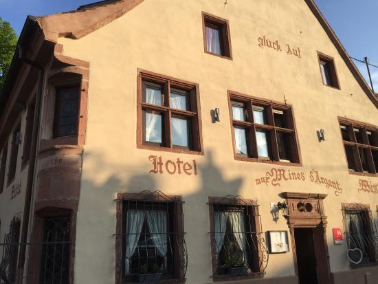 Hotel Wistub Aux Mines d'Argents