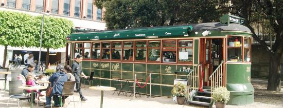 The Tram Cafe