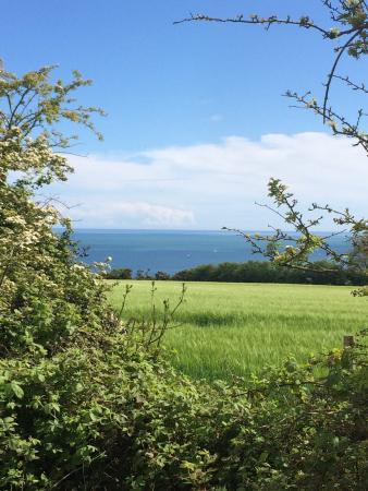Κομητεία Δουβλίνου, Ιρλανδία: Great Place to be. Friendly and very welcoming staff (partly volunteer). Breathtaking view!!!