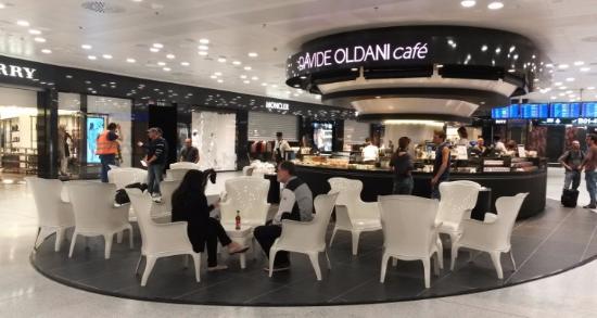 Davide Oldani Cafe