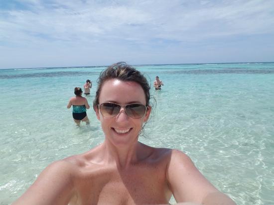 Bayahibe, Δομινικανή Δημοκρατία: Amazing water at Canto de la Playa